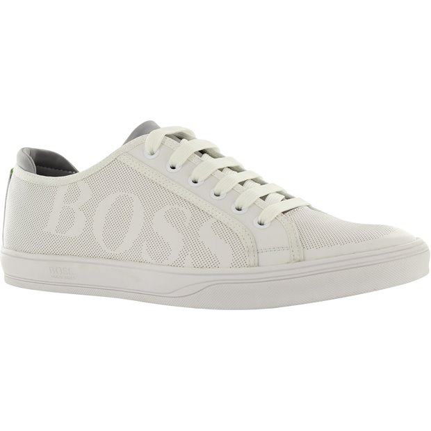 Hugo Boss Attitude Tennis Inspired Leather Image