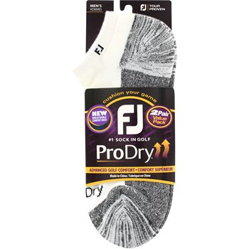 FootJoy ProDry Low Cut Two Pack Image