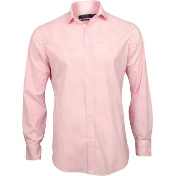 Polo Golf Performance Oxford Spread Collar Button Down Image