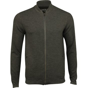 Matte Grey JC Full Zip Image