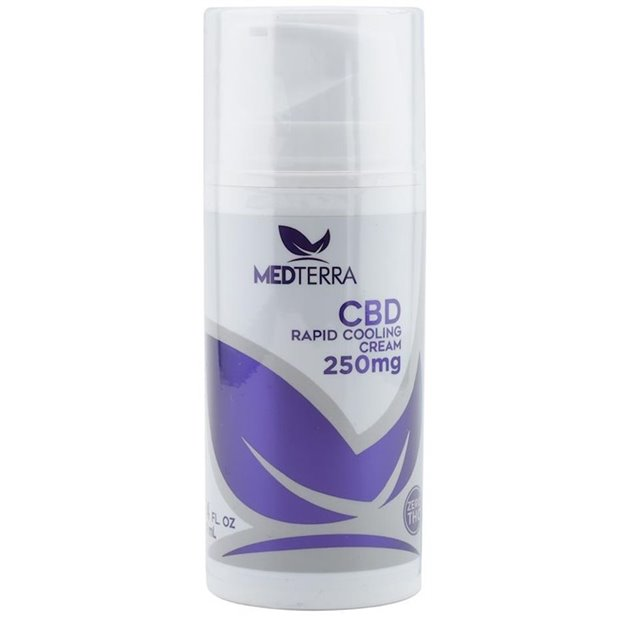 Medterra Topical Cooling Cream 250 MG Image