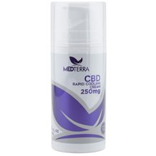 Medterra Topical Cooling Cream 250 MG