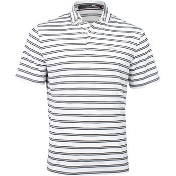 RLX Golf Striped Lightweight Airflow Jersey Image