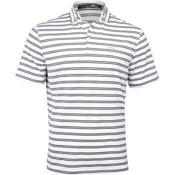 RLX Golf Striped Lightweight Airflow Jersey Image
