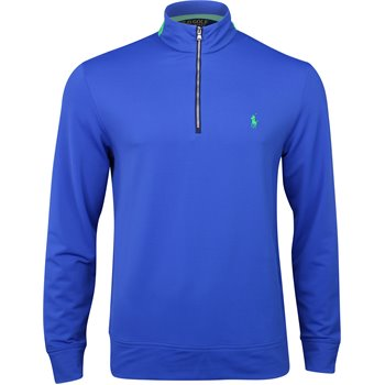 Polo Golf Double Knit Pique Half Zip Image
