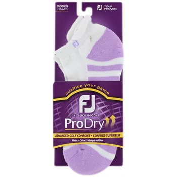 FootJoy ProDry Roll Tab Stripe Pattern Image