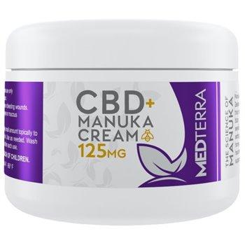 Medterra Manuka Healing Cream 125MG Image