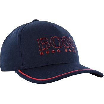 Hugo Boss Cotton Blend Boss Logo Image