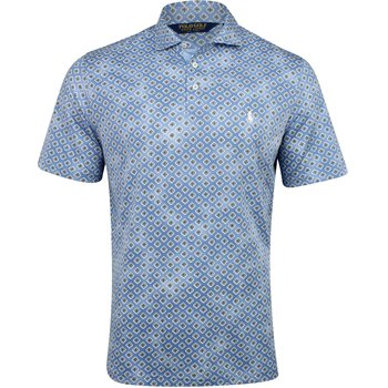 Polo Golf Printed Pima Jersey SP20 Image