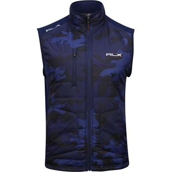 RLX Golf Cool Wool Hybrid Full Zip SP20 Image