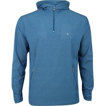 Linksoul Perforated ½ Zip Boardwalker Hoodie Pullover Image