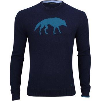 Greyson Stalking Wolf Cashmere Image
