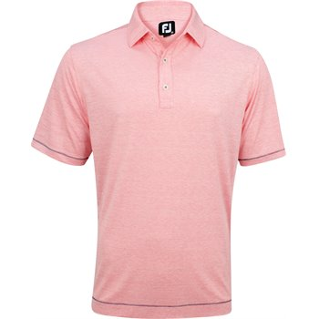 FootJoy Lisle Space Dye Microstripe Previous Season Apparel Style Image