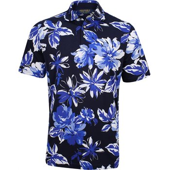 Polo Golf Floral Printed Jersey Image