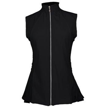 Sofibella UV Staples Pleated Vest Image