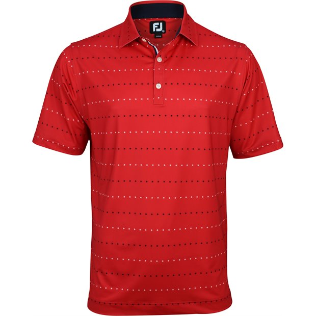 FootJoy Limited Edition Stars & Stripes Star Print Lisle Image