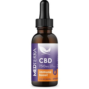 Medterra Immunity Boost Tincture 750MG Image