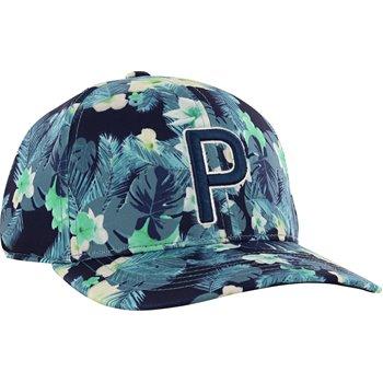 Puma Floral Pattern 110 P Snapback Image