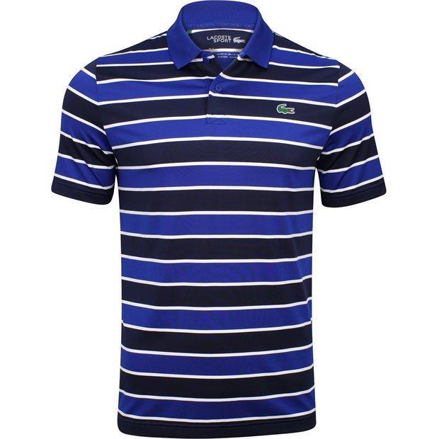 Lacoste Sport Tech Jersey Stripe Image