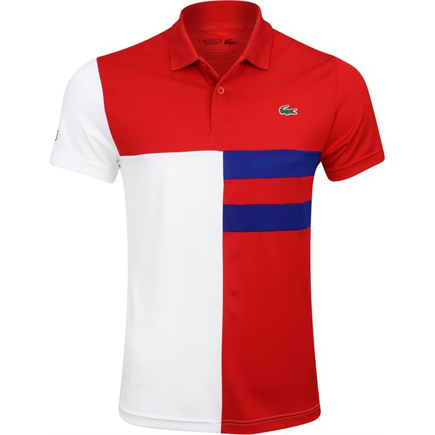 Lacoste Sport Poly Micro Pique Image