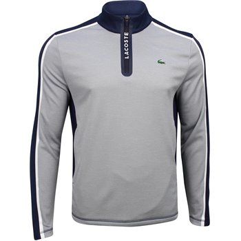 Lacoste ¼ Zip Tech Jersey Midlayer Image