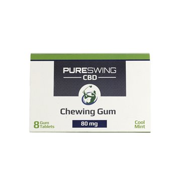 PureSwing 80mg Chewing Gum Image