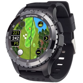 SkyGolf SkyCaddie LX5 Ceramic Bezel Watch Image