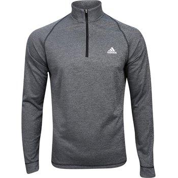 adidas midweight quarter zip layer outerwear