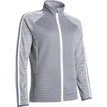 Abacus Turnberry 3D Stripe Full Zip Image