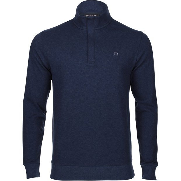 TravisMathew Cloud Quarter Zip 2.0 Image