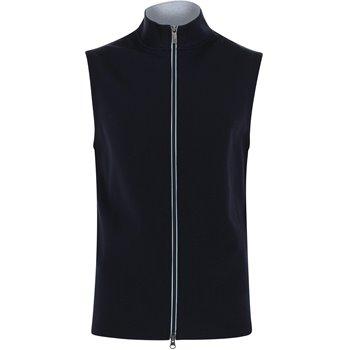 FootJoy Mercerized Pima Cotton Interlock Full-Zip Previous Season Apparel Style Image