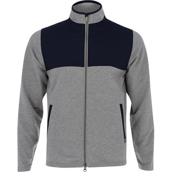FootJoy Brushed Back Jersey Full-Zip Image
