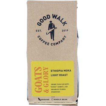 Good Walk Coffee Company Goats & Glory Ethiopia Light Roast -Ground Image
