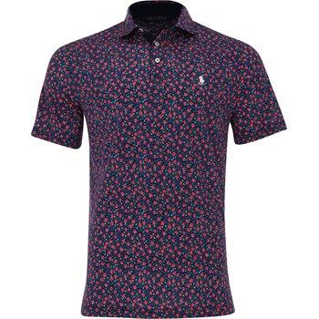 Polo Golf Printed Pima Jersey Image
