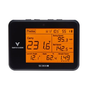Swing Caddie SC300i Portable Launch Monitor Image
