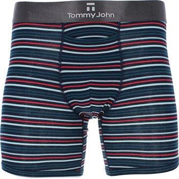 Tommy John Second Skin Stripe Mid Length Image
