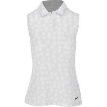 Nike Grid Print Sleeveless Image