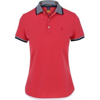Polo Golf Performance Lisle Shirt Tail Image