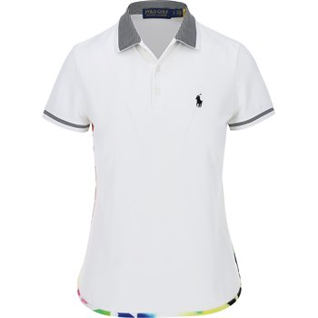 Polo Golf Performance Pique Shirt Tail Image