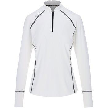 RLX Golf Scallop Collar Power Stretch ¼ Zip Image