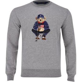 Polo Golf Bear Knit Sweatshirt Image
