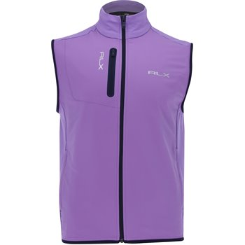 RLX Golf Solid Full Zip Techy Terry Image