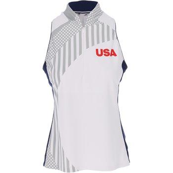 Adidas USA Heat.RDY Printed Sleeveless Image