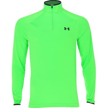 Under Armour T2 Green 1/4 Zip Image